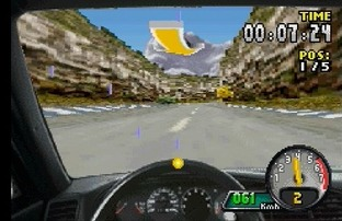 Test Need For Speed : Porsche Unleashed Gameboy Advance - Screenshot 11