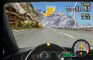 Test Need For Speed : Porsche Unleashed Gameboy Advance - Screenshot 12
