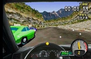 Test Need For Speed : Porsche Unleashed Gameboy Advance - Screenshot 14
