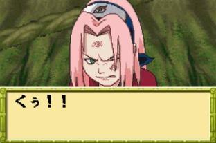 Naruto : Ninja Council 2 Gameboy Advance
