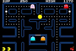 Test Pac-Man Collection Gameboy Advance - Screenshot 2