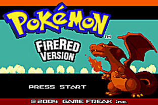 Images Pok�mon Version Rouge Feu Gameboy Advance - 7