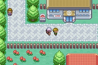 Test Pokemon Rouge Feu Gameboy Advance - Screenshot 11