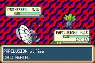 Test Pokemon Rouge Feu Gameboy Advance - Screenshot 13