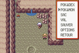 Test Pokemon Rouge Feu Gameboy Advance - Screenshot 17