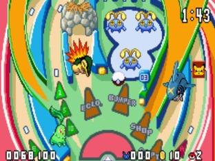 Fiche complète Pokémon Pinball : Rubis & Saphir - Gameboy Advance