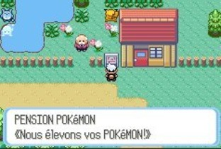 Test Pokemon Rubis Gameboy Advance - Screenshot 17