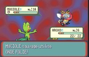 Test Pokemon Rubis Gameboy Advance - Screenshot 18