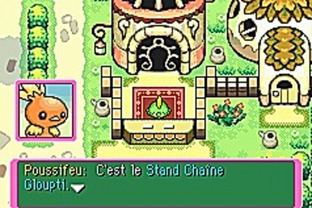 Test Pokemon Donjon Mystere : Equipe De Secours Rouge Gameboy Advance - Screenshot 33