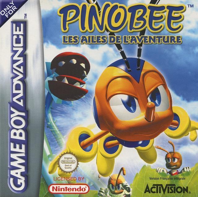 Pinobee : Les Ailes De l'Aventure GBA