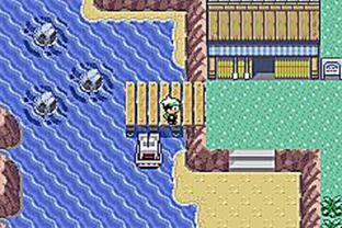 Aperçu Pokemon Emerald Gameboy Advance - Screenshot 23