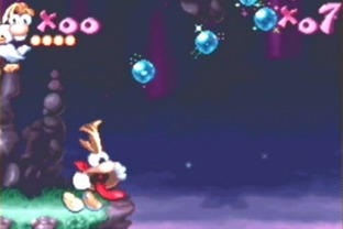 Test Rayman Advance Gameboy Advance - Screenshot 9