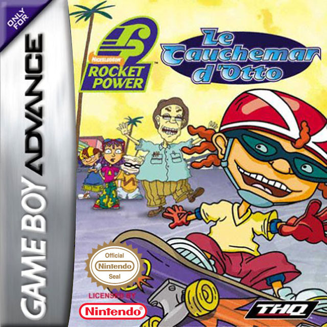 Rocket Power : Le Cauchemar d'Otto GBA