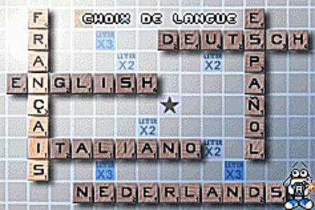 Scrabble Scramble!