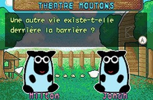 Test Sheep Gameboy Advance - Screenshot 6