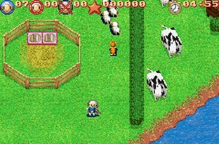 Test Sheep Gameboy Advance - Screenshot 7