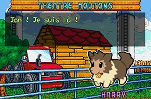 Test Sheep Gameboy Advance - Screenshot 11