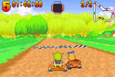 Shrek : Swamp Kart Speedway