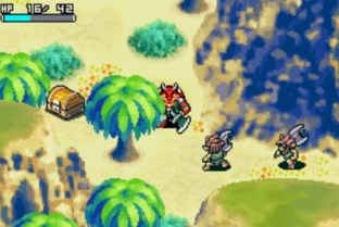 Test Shining Soul Gameboy Advance - Screenshot 8