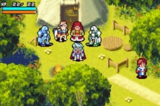 Test Shining Soul Gameboy Advance - Screenshot 9