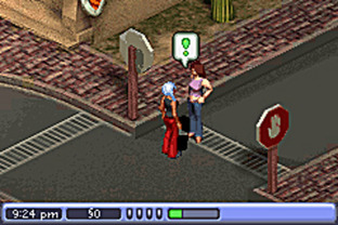Les Sims 2 Gameboy Advance