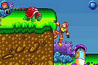 Test Spy Kids 3D : GameOver Gameboy Advance - Screenshot 2