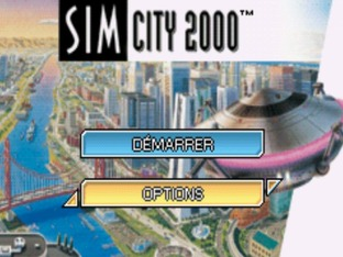 Test Sim City 2000 Gameboy Advance - Screenshot 1