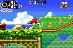 Images Sonic Advance 2 Gameboy Advanc