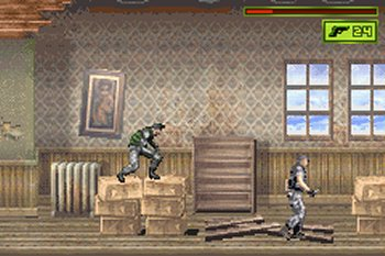 Images Splinter Cell Gameboy Advance - 6