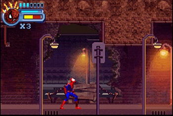 Spider-Man : Mysterio's Menace