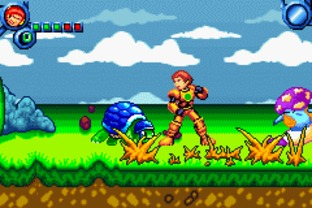 Test spy kids 3d gameover gameboy advance screenshot 16