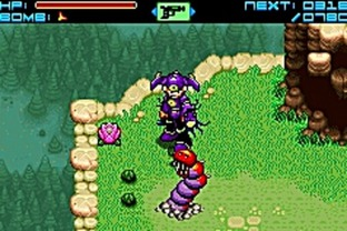 Test Sigma Star Saga Gameboy Advance - Screenshot 19