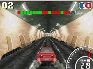 Test Stuntman Gameboy Advance - Screenshot 10
