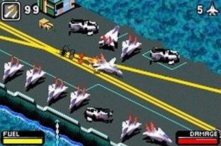 Images Top Gun : Firestorm Advance Gameboy Advance - 3