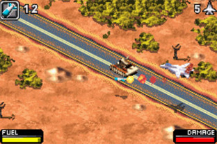 Test Top Gun Firestorm Advance Gameboy Advance - Screenshot 6