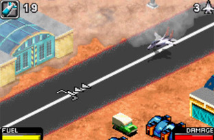 Top Gun : Firestorm Advance Gameboy Advance