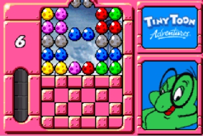 Tiny Toon Adventures : Wacky Stackers