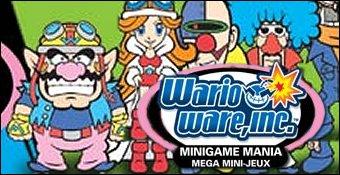 Wario Ware Inc. : Mega MicroGame$
