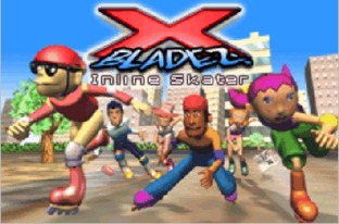 Images X-bladez : Inline Skater Gameboy Advance - 1