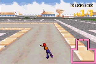 Images X-bladez : Inline Skater Gameboy Advance - 2