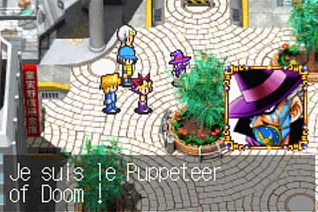 Yu-Gi-Oh Reshef le Destructeur