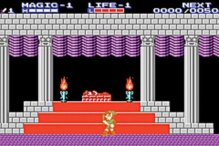 Zelda II : The Adventure of Link