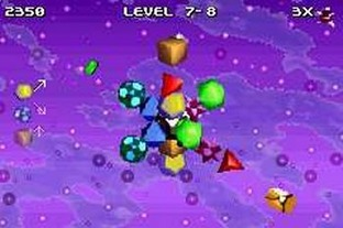 Test Zoocube Gameboy Advance - Screenshot 1