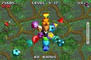 Test Zoocube Gameboy Advance - Screenshot 2