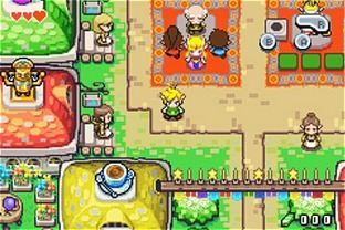 Test The Legend Of Zelda : The Minish Cap Gameboy Advance - Screenshot 43