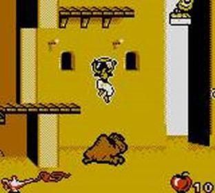 Aladdin Gameboy