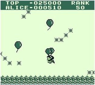 Images Balloon Kid Gameboy - 3