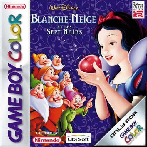 Blanche neige et les sept nains sur gameboy - Jeux de blanche neige gratuit ...