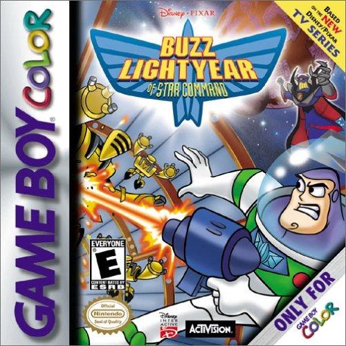 Infinity Toy Story Nintendo Ds Game : Les aventures de buzz l eclair sur gameboy jeuxvideo