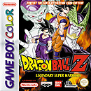 Jaquette Dragon Ball Z : Les Guerriers Legendaires - Gameboy